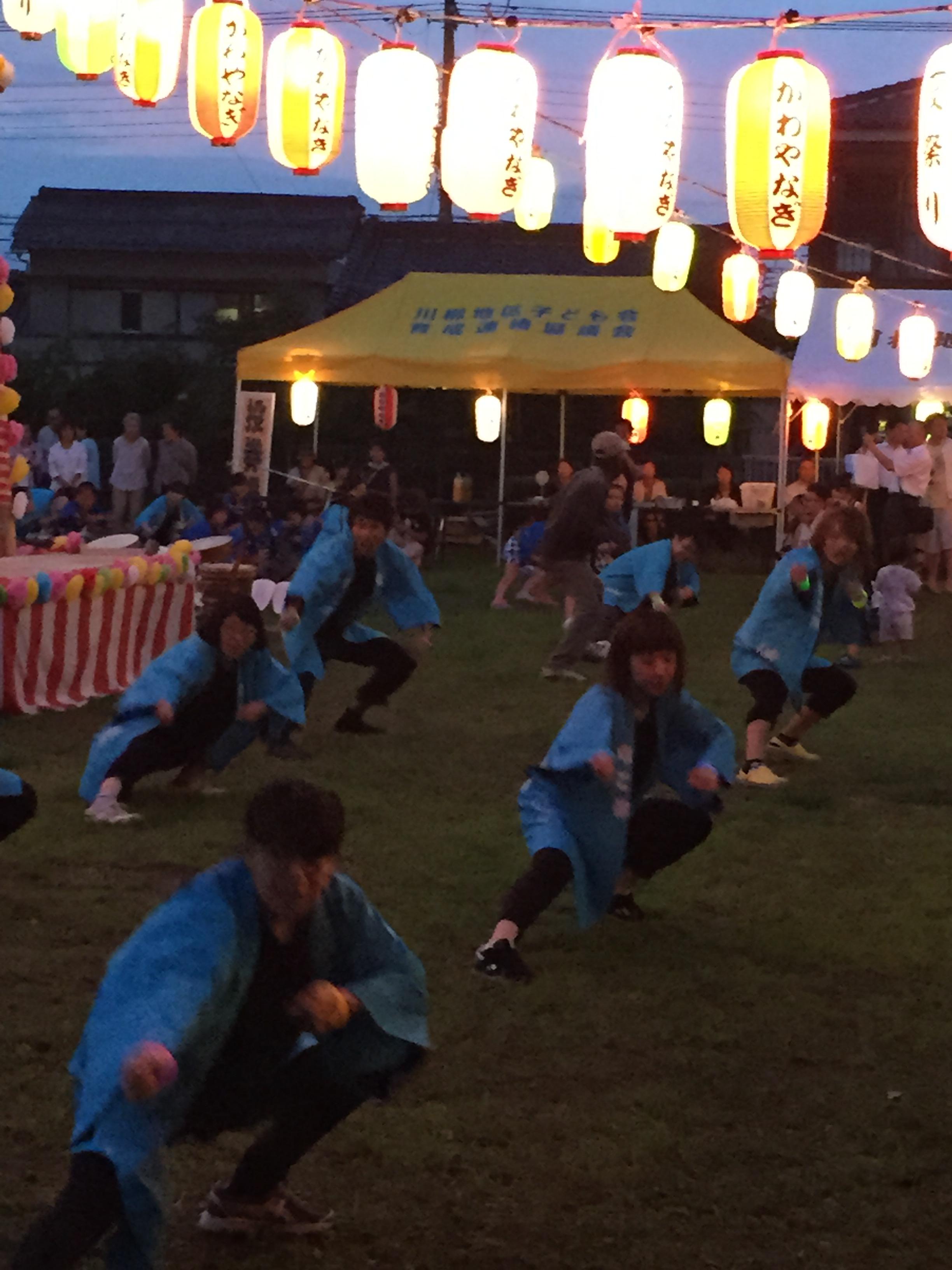 川柳夏祭り写真④